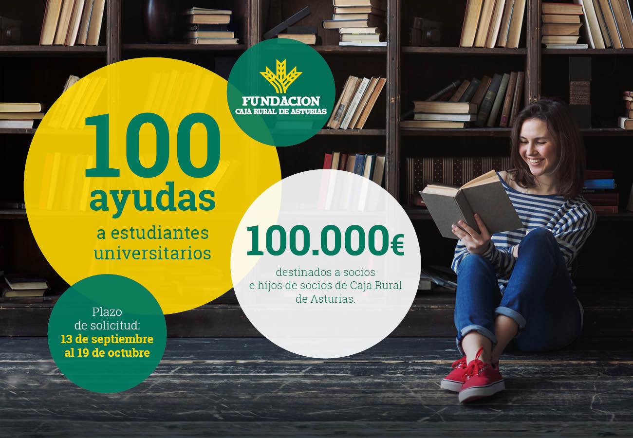 Ayudas Universitarias 2018