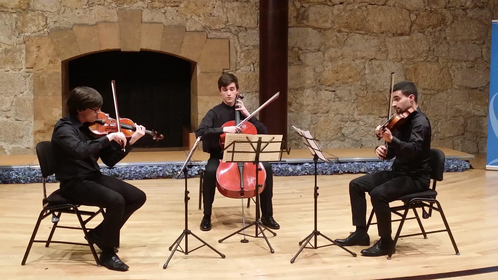 """Premio de Música de Cámara """"CONSMUPA-Fundación Caja Rural"""""""