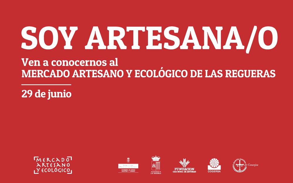 Mercado Artesano y Ecológico Las Regueras